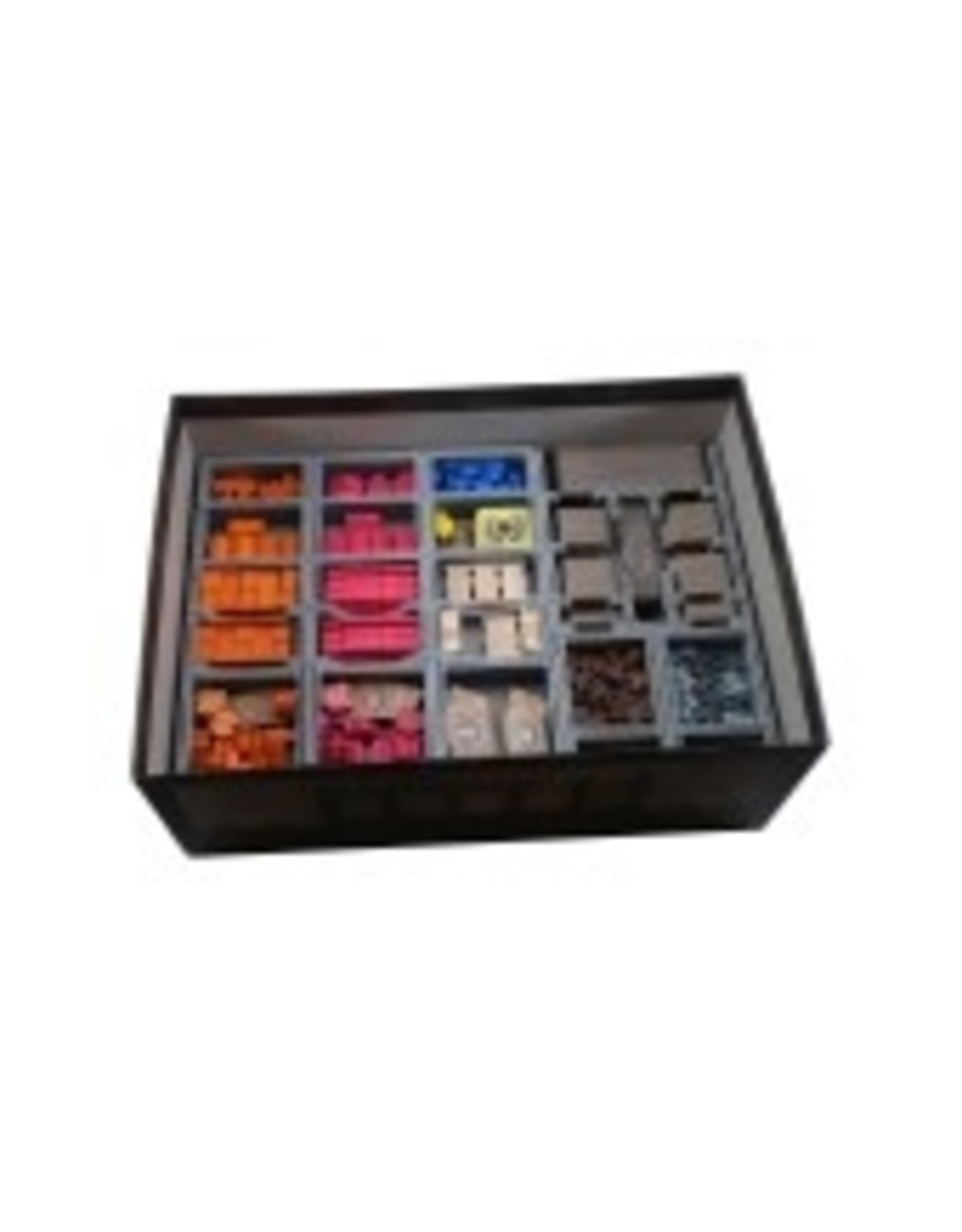 Folded Space Box Insert: Barrage & Leeghwater Exp