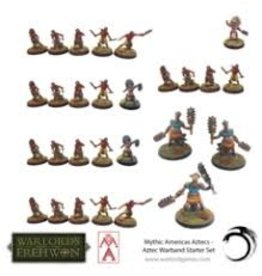 Warlord Games Mythic Americas: Aztec Warband Starter Set