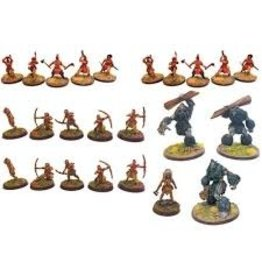 Warlord Games Mythic Americas: Tribal Nations Warband Starter Set