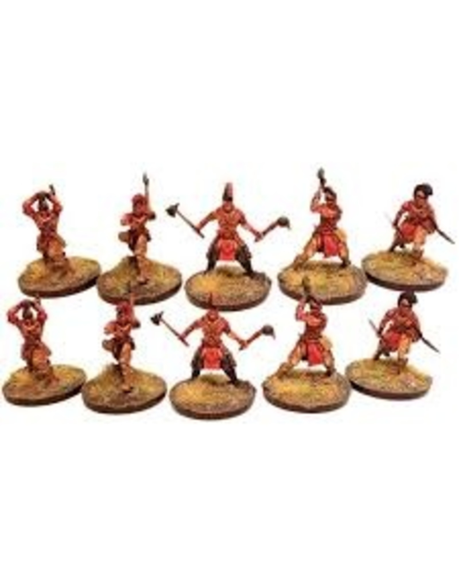 Warlord Games Mythic Americas: Mohawk Warriors