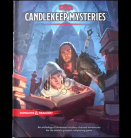 Dungeons & Dragons D&D 5E: Candlekeep Mysteries (Standard Cover)