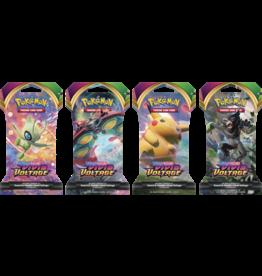 Pokemon Pokemon Sword & Shield #4 Vivid Voltage Sleeved Booster