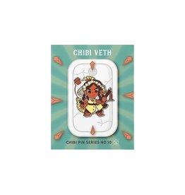 Critical Role Critical Role Chibi Pin No. 10 - Veth