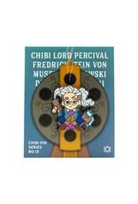 Critical Role Critical Role Chibi Pin No. 13 - Percy