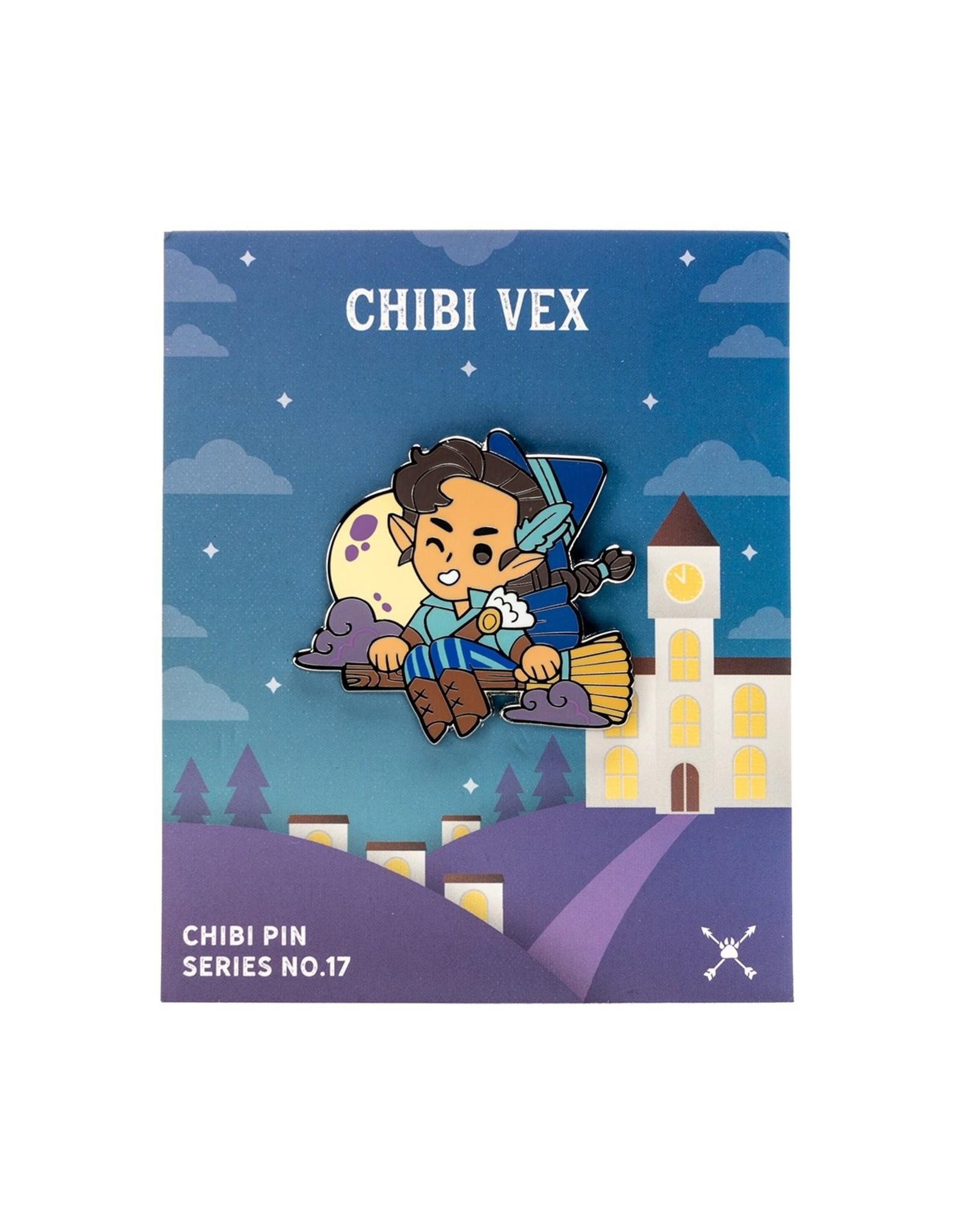 Critical Role Critical Role Chibi Pin No. 17 - Vex