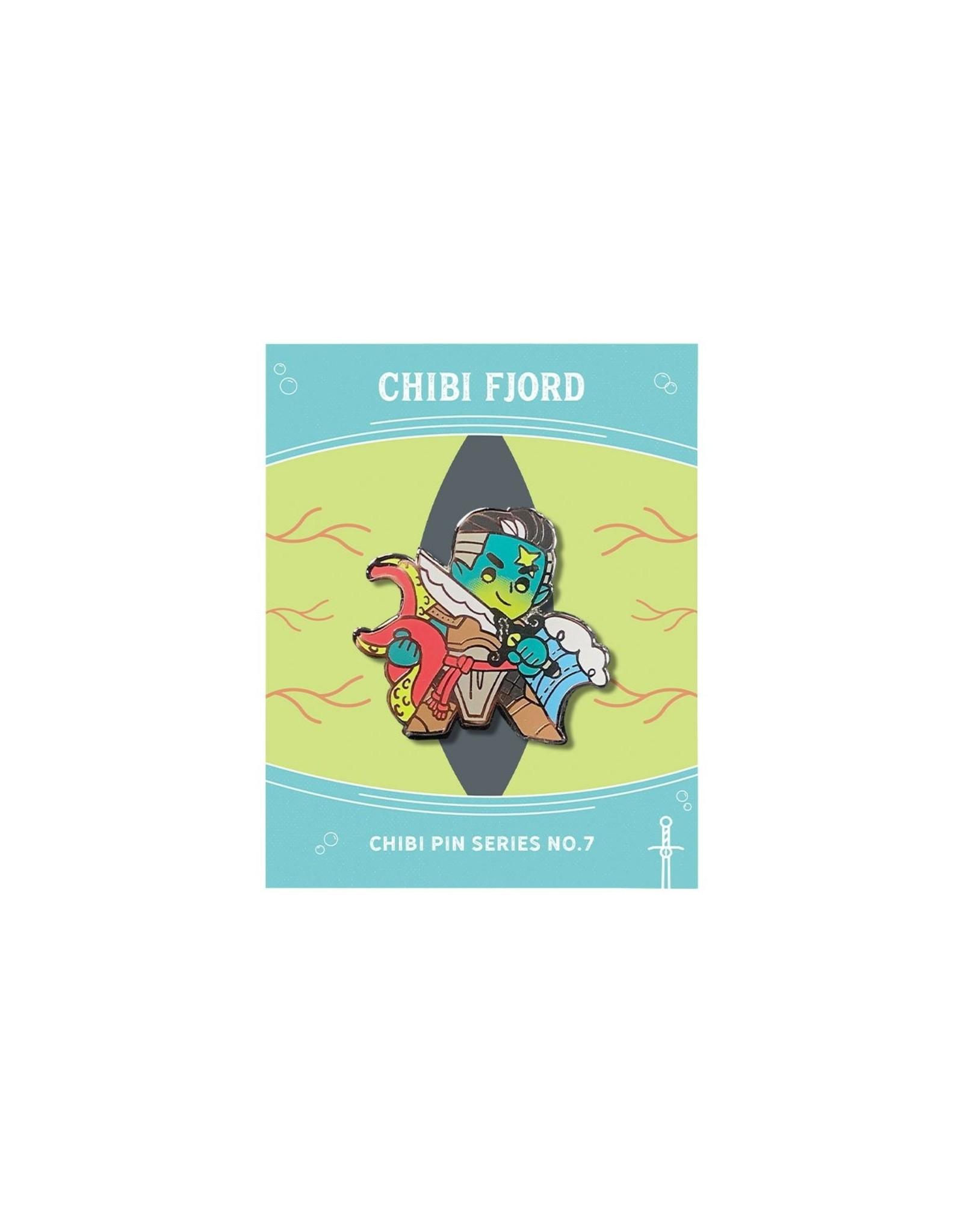 Critical Role Critical Role Chibi Pin No. 7 - Fjord