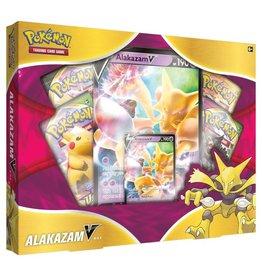 Pokemon PKM: Alakazam V Box