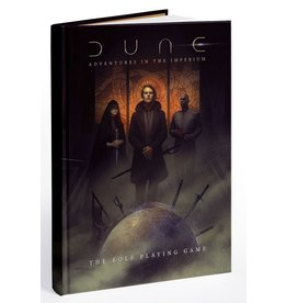 Modiphius Entertainment Dune RPG Core Rulebook (Pre Order)