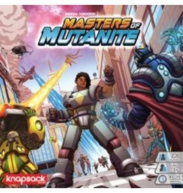Knapsack Games Masters of Mutanite (Kickstarter)