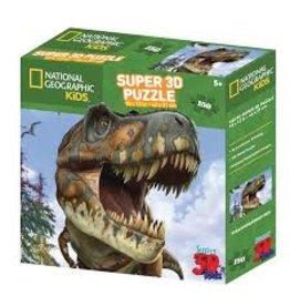 Jax Puzzle: 3D: Nat Geo: Tyrannosaurus 150pc