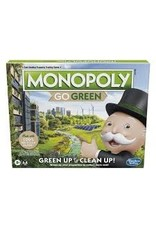 Hasbro Monopoly: Go Green