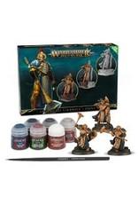 Age of Sigmar Stormcast Eternals + Paint Set
