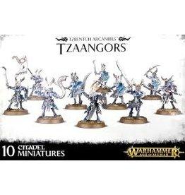 Age of Sigmar Tzeentch Arcanites Tzaangors