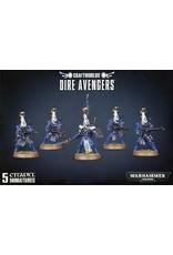 Warhammer 40K Craftworlds Dire Avengers