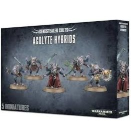 Warhammer 40K Genestealer Cults Acolyte Hybrids