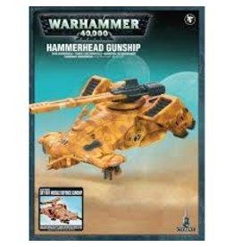 Warhammer 40K Tau Empire Hammerhead Gunship