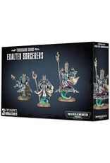 Warhammer 40K Chaos: Thousand Sons Exalted Sorcerers