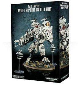 Warhammer 40K Craftworlds XV104 Riptide Battlesuit
