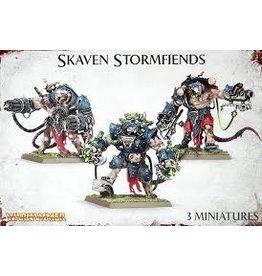 Age of Sigmar Skaven Stormfiends