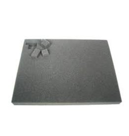 """Battlefoam Pluck Foam Tray [15.5x12] 3"""""""