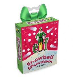 Funko Elf: Snowball Showdown Card Game (Ltd)