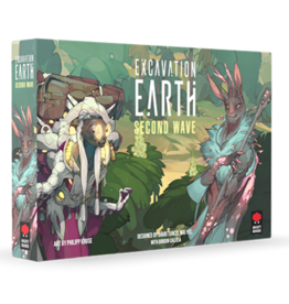 Asmodee Excavation Earth: Second Wave (Pre Order)