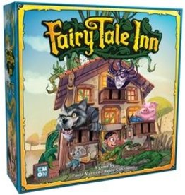 Cool Mini or Not Fairy Tale Inn (Pre Order)