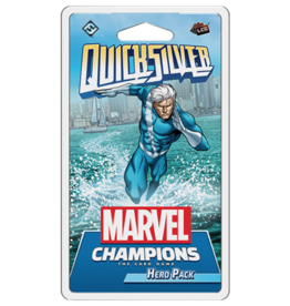 Fantasy Flight Games Marvel Champions: Quicksilver Hero Pack (Pre Order)