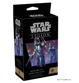 Fantasy Flight Games Star Wars Legion: Republic Specialists
