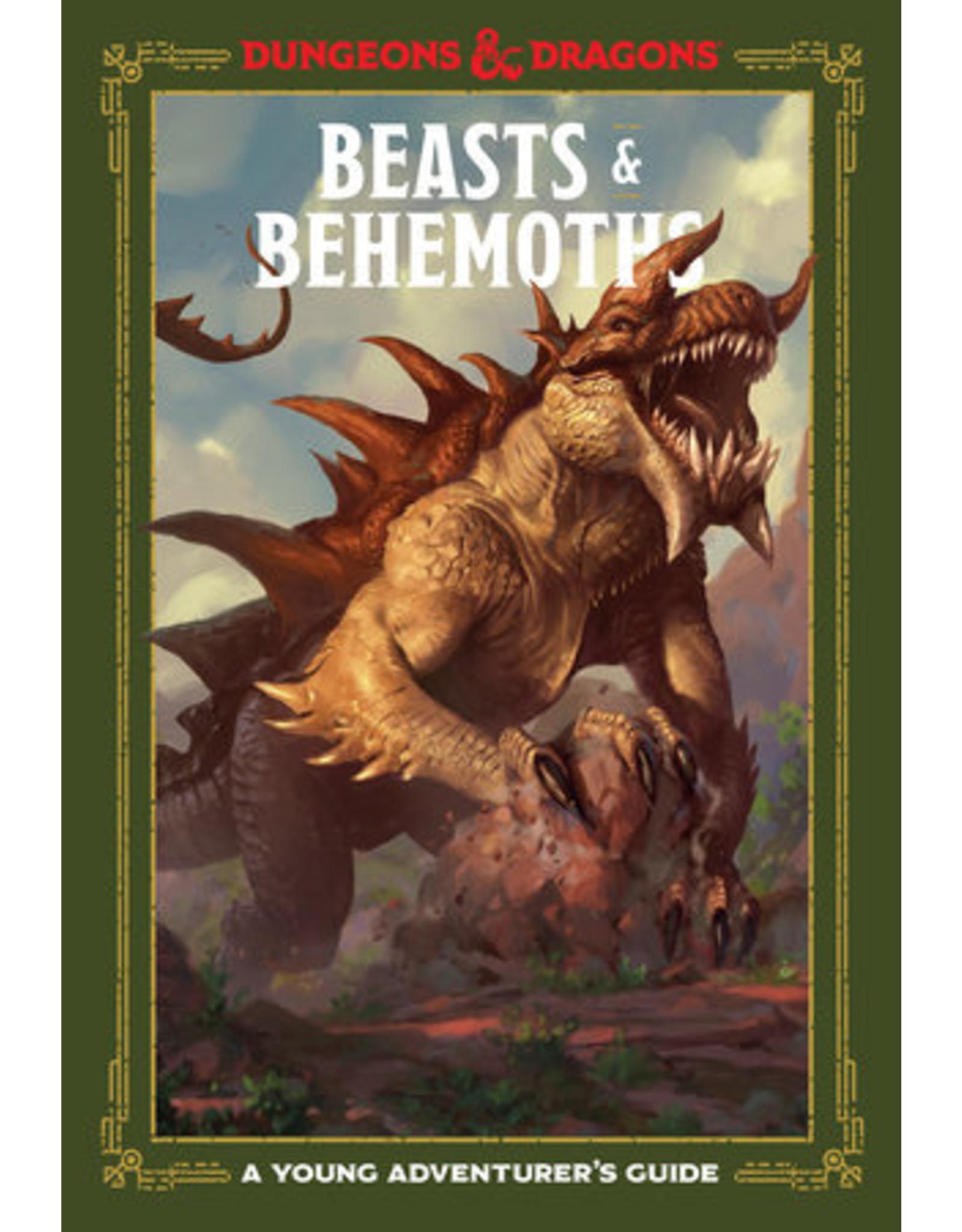Random House Beasts & Behemoths (Dungeons & Dragons)
