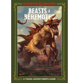 Random House Beasts & Behemoths (Dungeons & Dragons)
