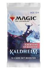 Magic Magic The Gathering: Kaldheim Set Booster Pack