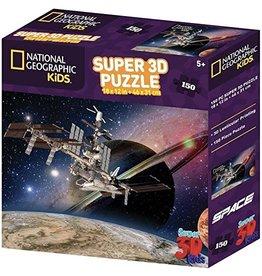 Jax Puzzle: 3D: Nat Geo: Space 150pc