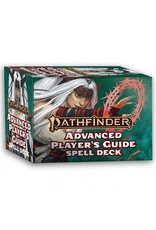 Paizo Publishing PF2E: Advanced Player's Guide Spell Deck