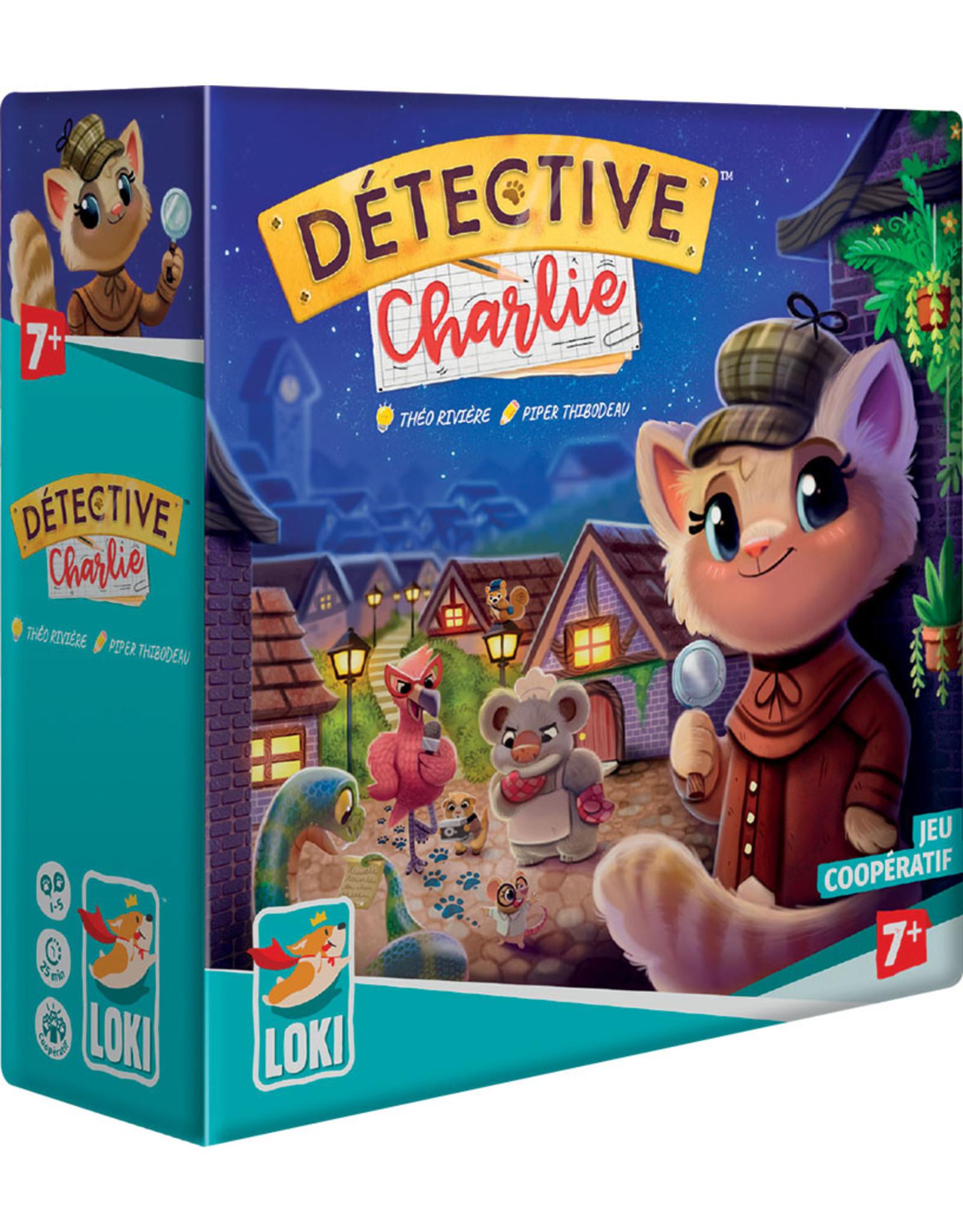 IELLO Detective Charlie DET/_Charlie
