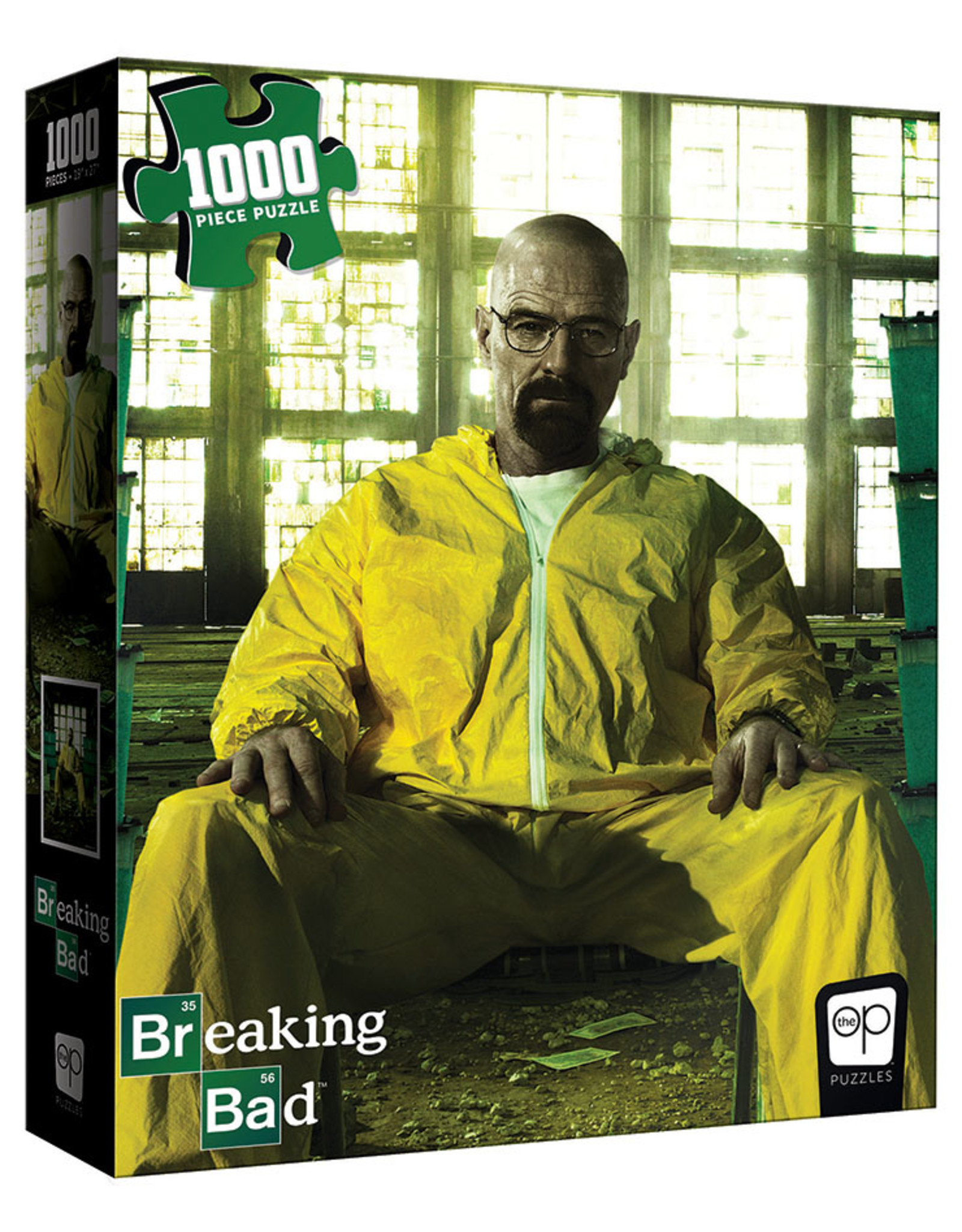 The OP Breaking Bad 1000pcs Puzzle