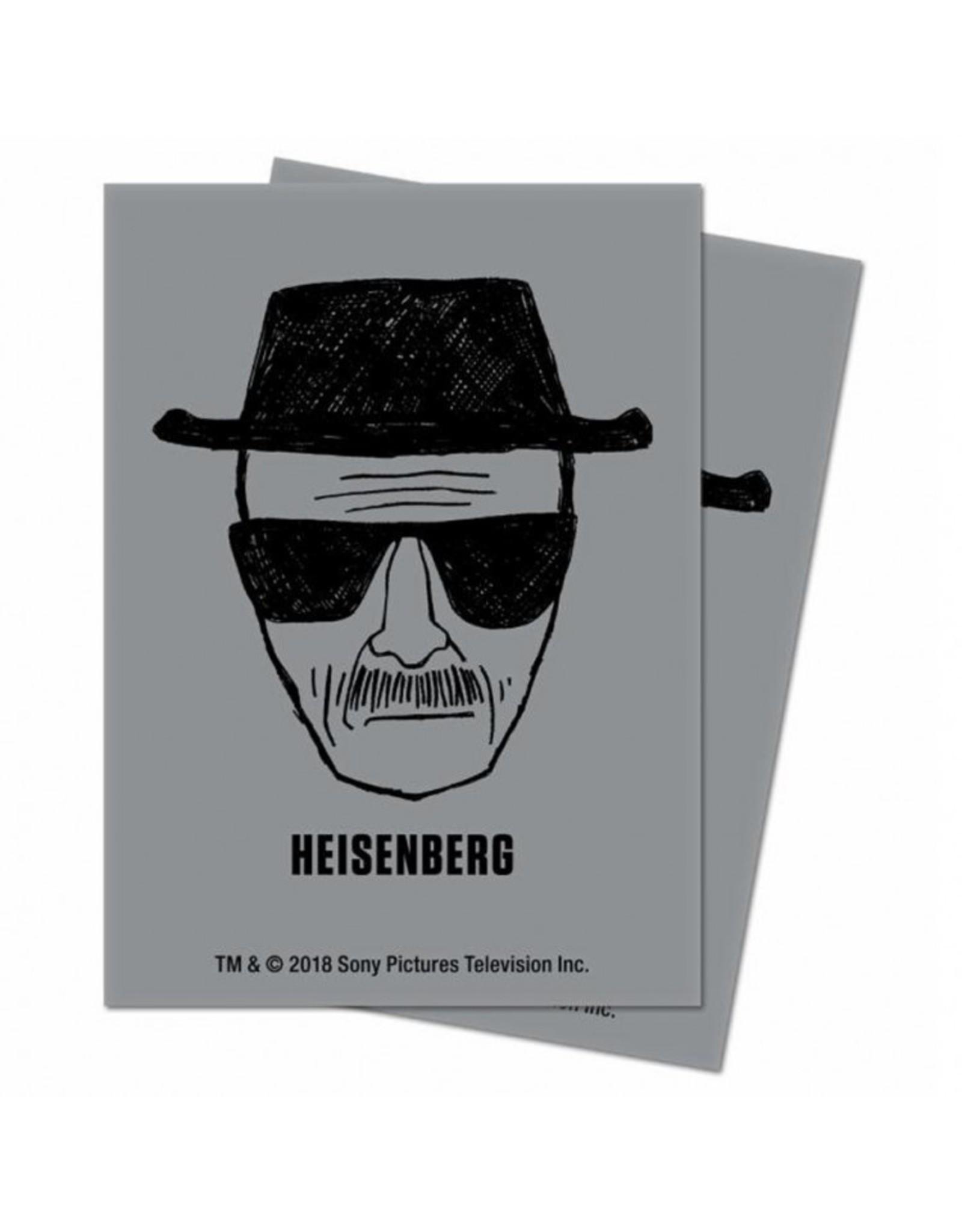 Ultra Pro Deck Protector: Breaking Bad: Heisenberg (100)