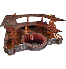 Wiz Kids D&D: Icons of the Realms Premium Set The Yawning Portal Inn (Pre Order) (Special Order Only)