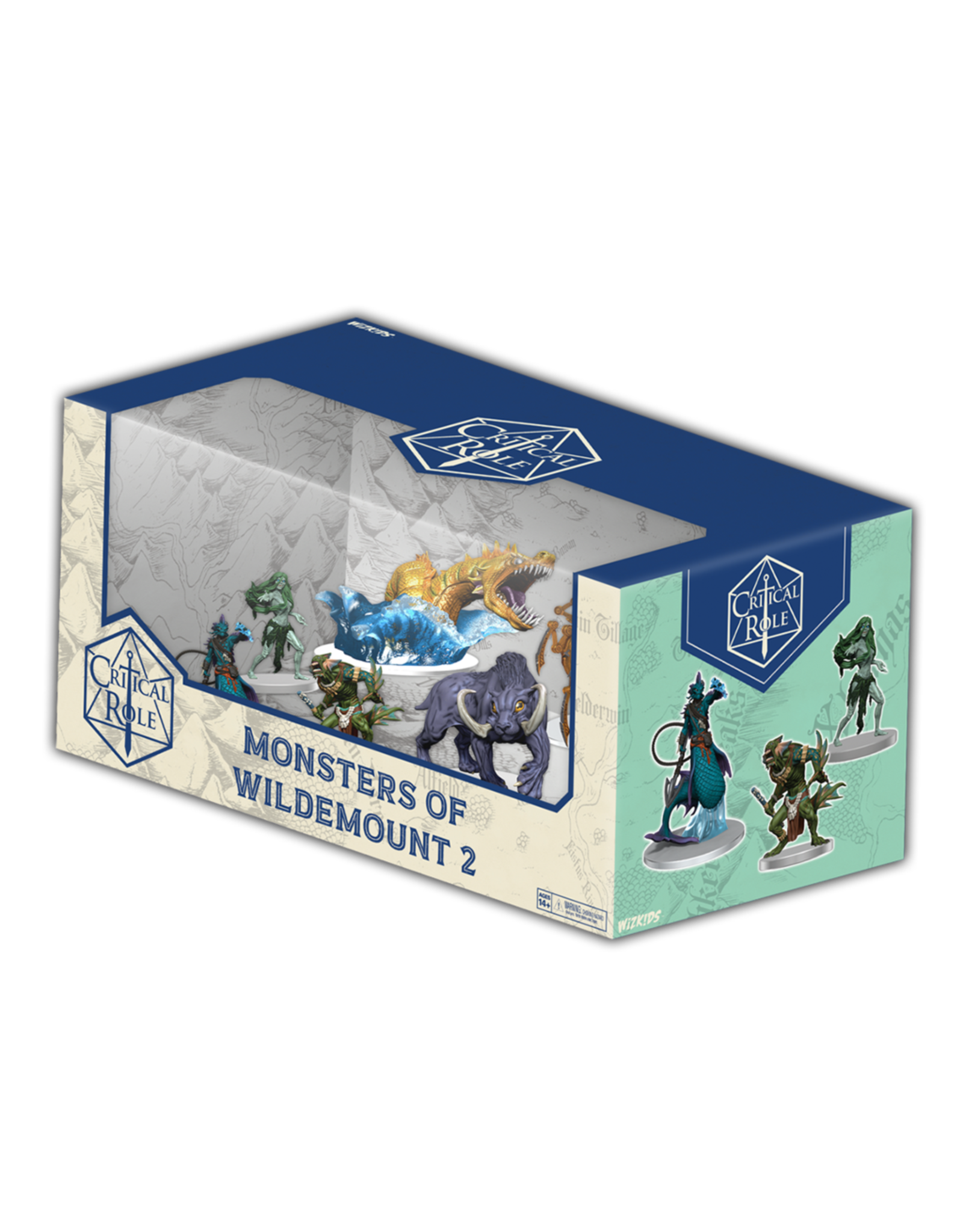 Wiz Kids Critical Role: Monsters of Wildemount 2 Box Set