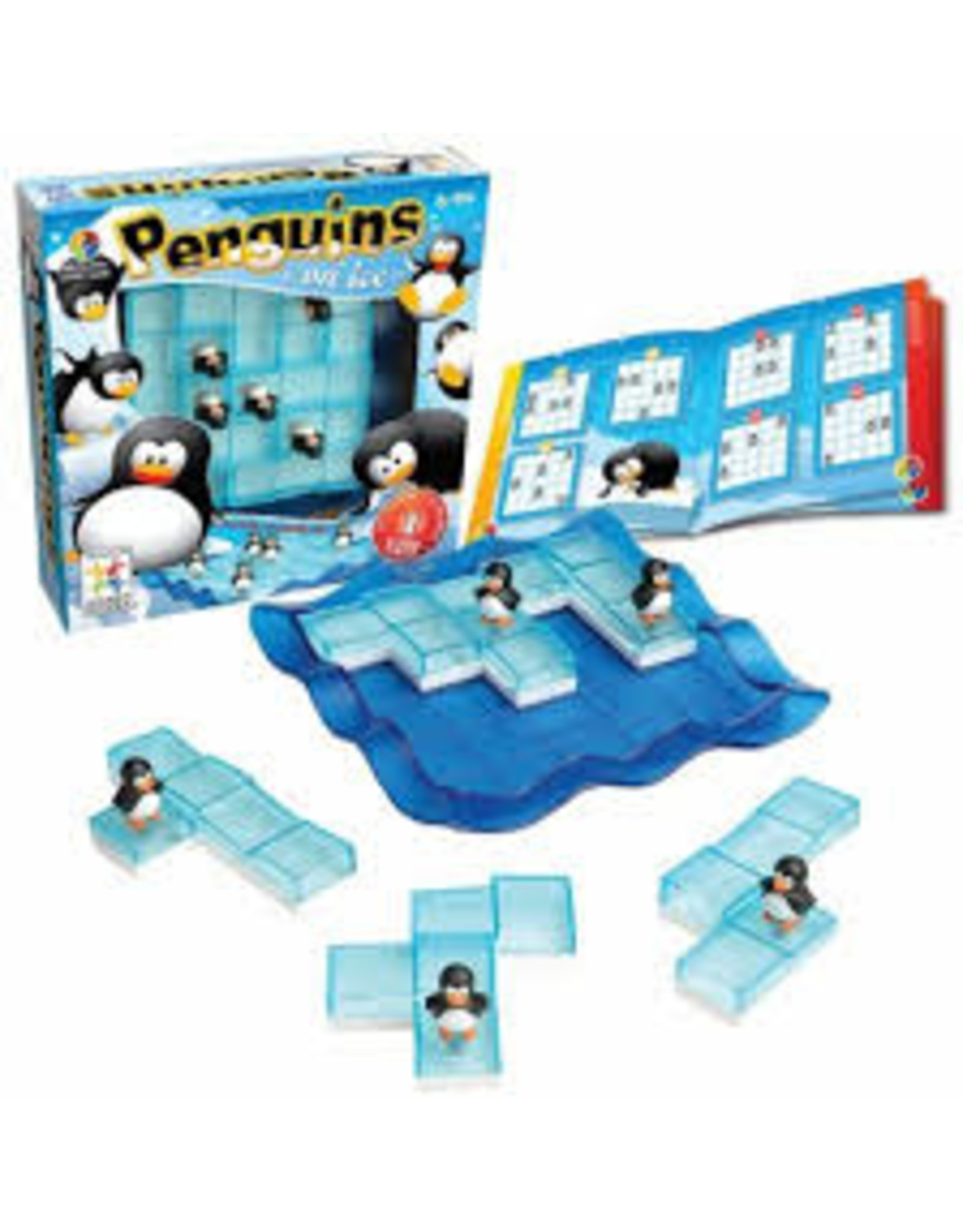 Smart Toys and Games Penguins on Ice