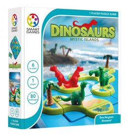 Smart Toys and Games Dinosaurs: Mystic Islands