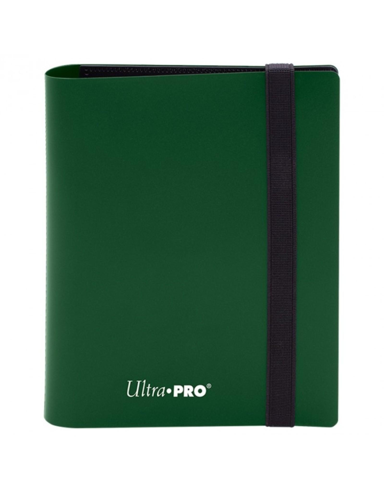 Ultra Pro Binder: 2pkt: PRO: Eclipse: Forest GR