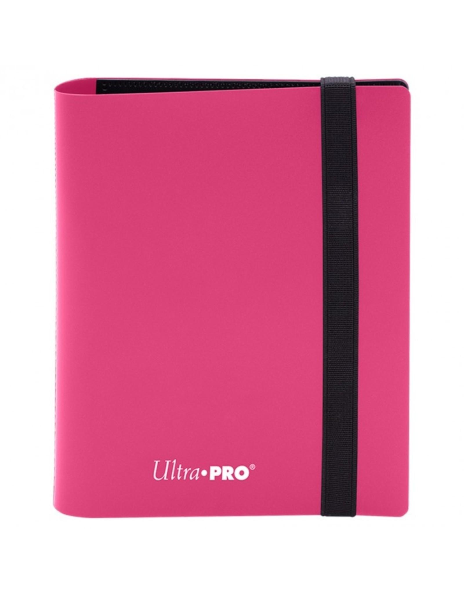 Ultra Pro Binder: 2pkt: PRO: Eclipse: Hot PK