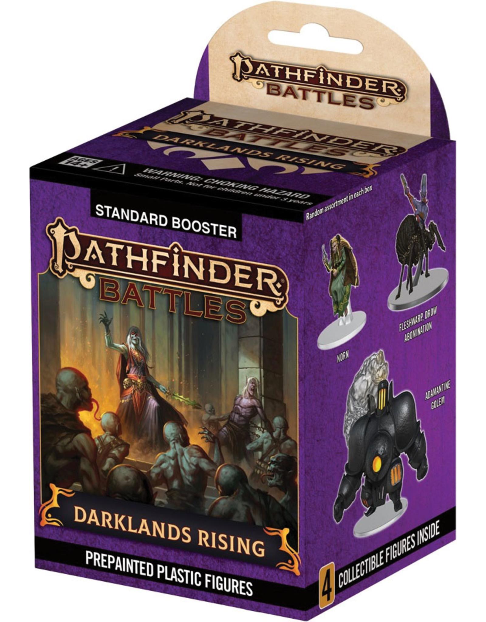 Wiz Kids Pathfinder Battles: Darklands Rising Booster