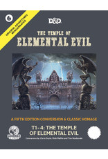 Goodman Games D&D 5E: Original Adventures Reincarnated #6: The Temple of Elemental Evil (Pre Order)