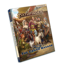 Paizo Publishing Pathfinder Lost Omens: The Grand Bazaar (Pre Order)