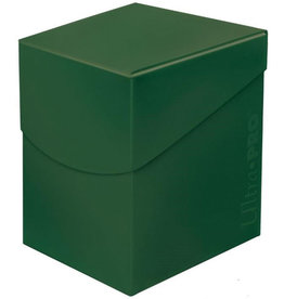 Ultra Pro Deck Box: PRO 100+: Eclipse: Forest GR
