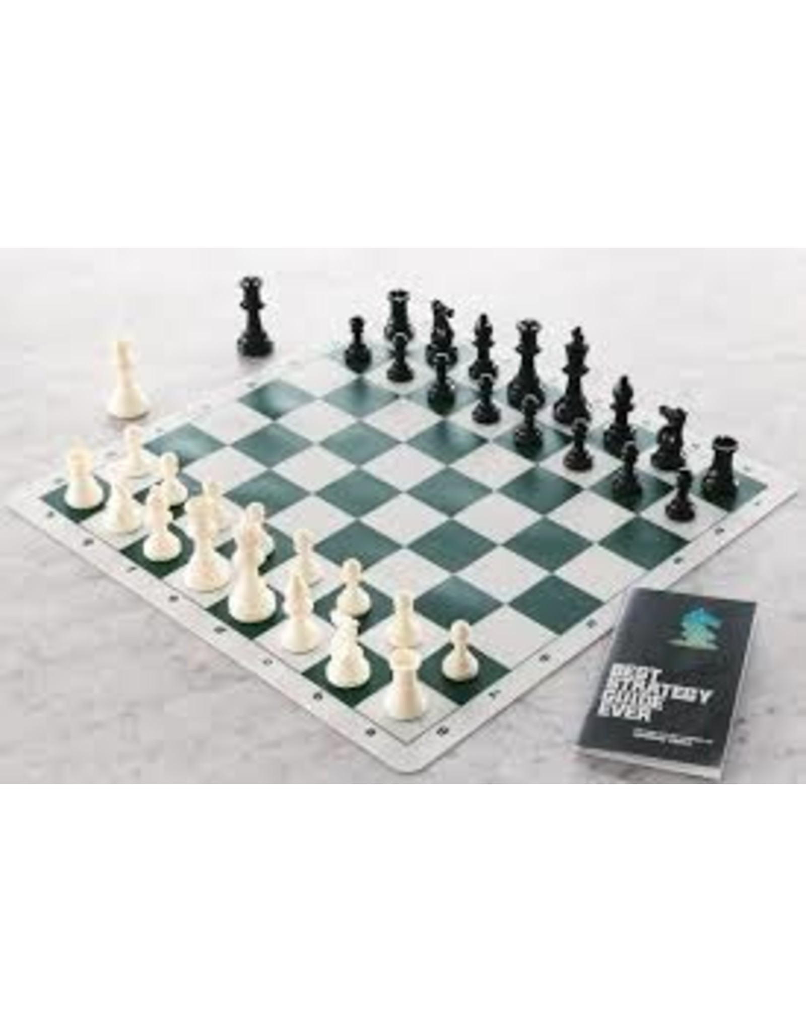 Best Chess Set Ever with Green Board