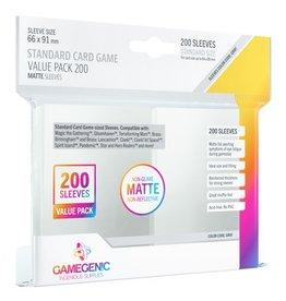 GameGenic DP: Standard Card Game Value Pack (200)