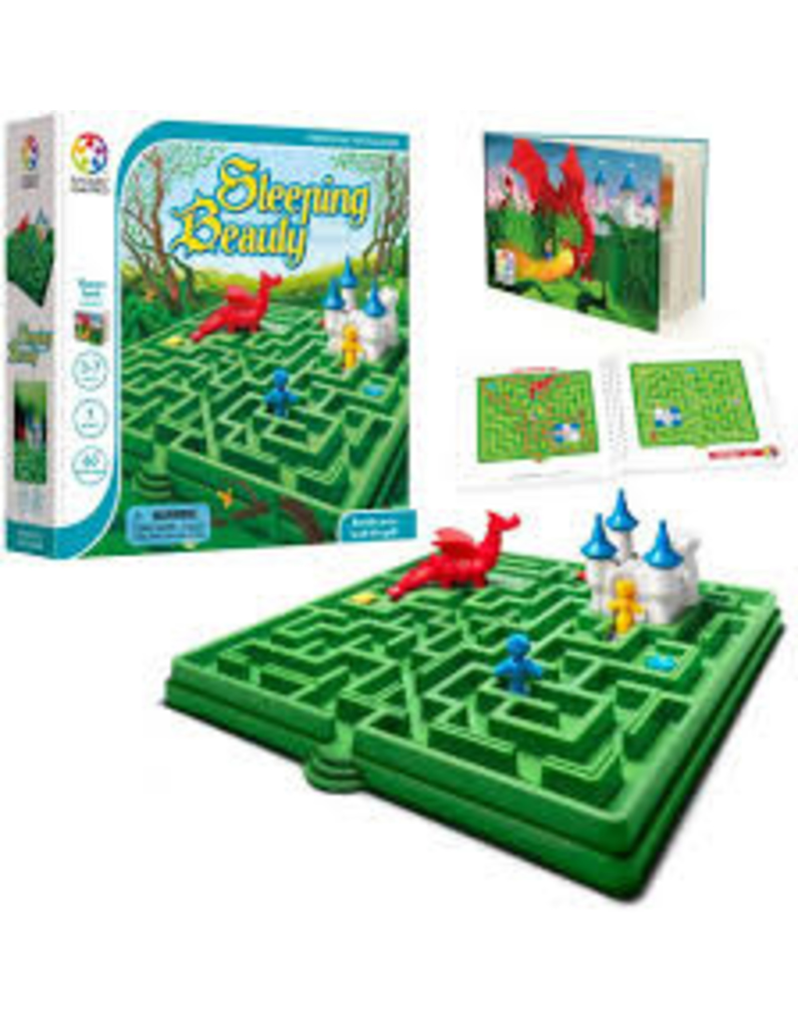 Smart Toys and Games Sleeping Beauty Deluxe